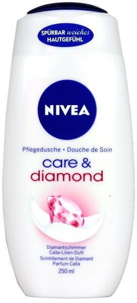 Nivea Dusche Diamond Touch