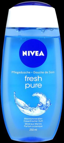 Nivea Dusche Fresh Pure