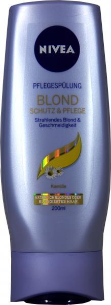 Nivea Haar Spülung Blond