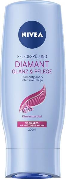 Nivea Haar Spülung Diamond Glanz
