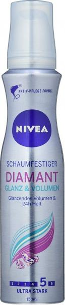 Nivea Haarstyling Mousse Diamant