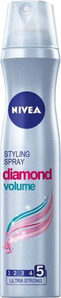 Nivea Haarstyling Spray Diamant Volumen