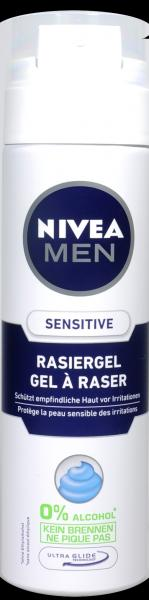 Nivea Men Rasiergel Sensitiv