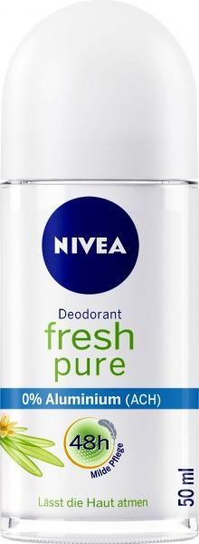 !Nivea Roll On Fresh Pure