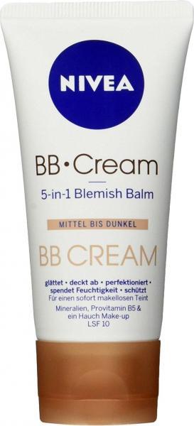 Nivea Visage Belmish Balm Cream Mittel - Dunkel