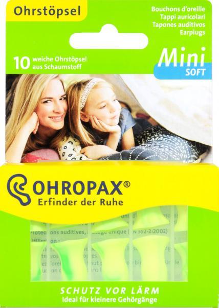 Ohropax Soft Mini