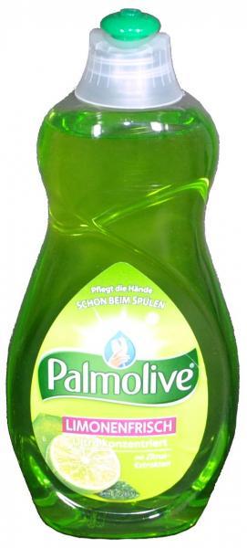 Palmolive Geschirrspülmittel Limone Ultra
