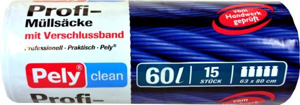 Pely Clean Profi 60 l