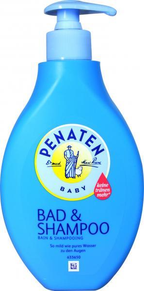 Penaten Baby Bad und Shampoo