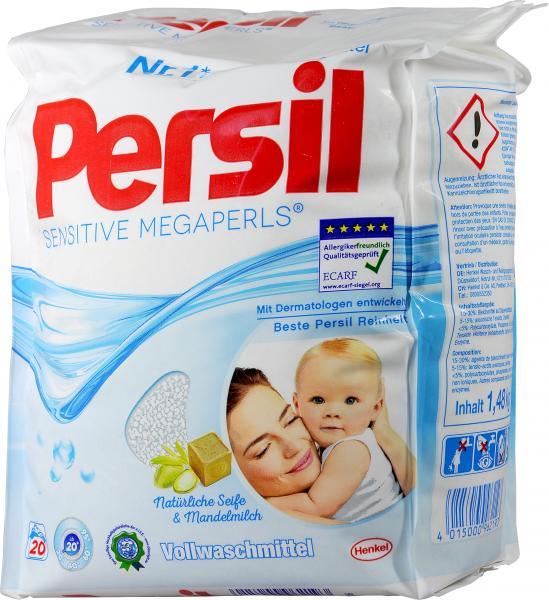 Persil Sensitiv - Megaperls 20 Wäschen