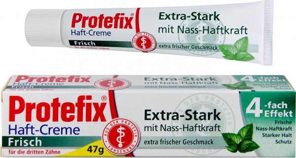 Protefix Haftcreme Frisch