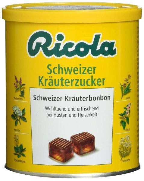 Ricola Kräuterzucker Dose