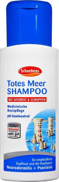 Schaebens Totes Meer Shampoo