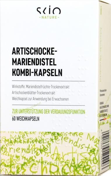 Scio Artischocke-Mariendistel