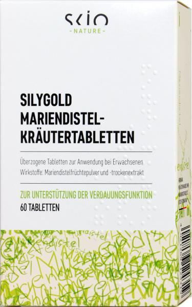 Scio Mariendistel-Kräuter