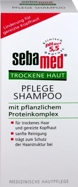 Sebamed Trockene Haut Pflege Shampoo
