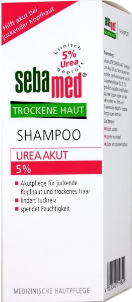 Sebamed Trockene Haut Urea 5 % Shampoo