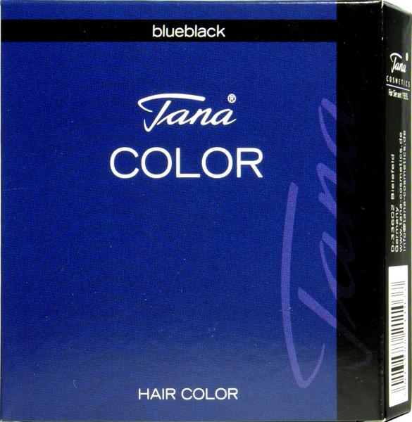 Tana Color Wimpernfarbe Blauschwarz