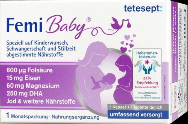 Tetesept Femi Baby Filmtabletten