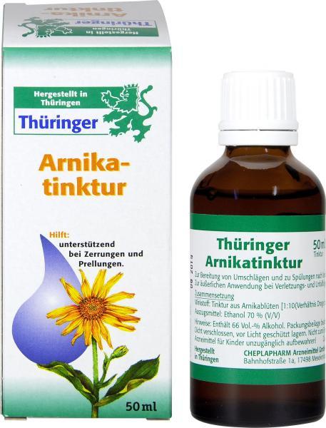 Thüringer Arnikatinktur