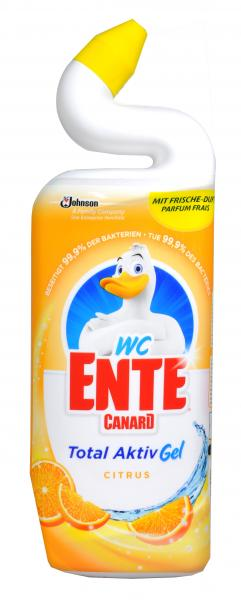WC Ente Citrus-Gel