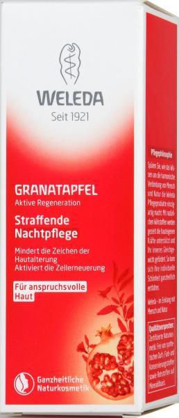 Weleda Granatapfel Nachtcreme