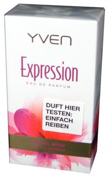 Yven Eau de Parfum Damen Expression