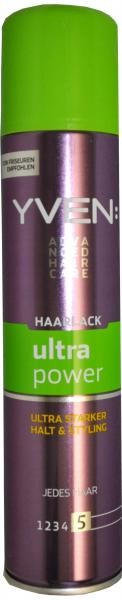Yven Haarlack Ultra Power
