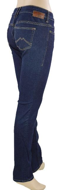 Mustang Gina Skinny Slim Fit Damen Stretch Jeans Hose Damenjeans 5-1224