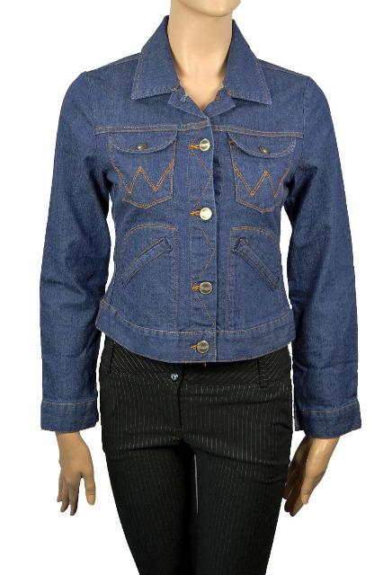 uk availability 23eb4 e34b2 Wrangler Damen Jeansjacke Gr.M Damenmode Jacke Damen Jacke Jacken 17091500