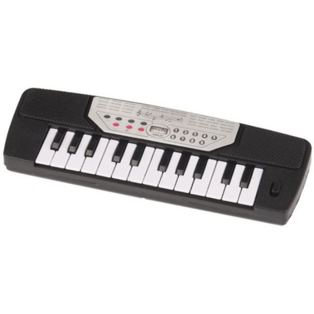 28-299205, Keyboard elektronisch, 14 Tasten, 8 Demo-Songs