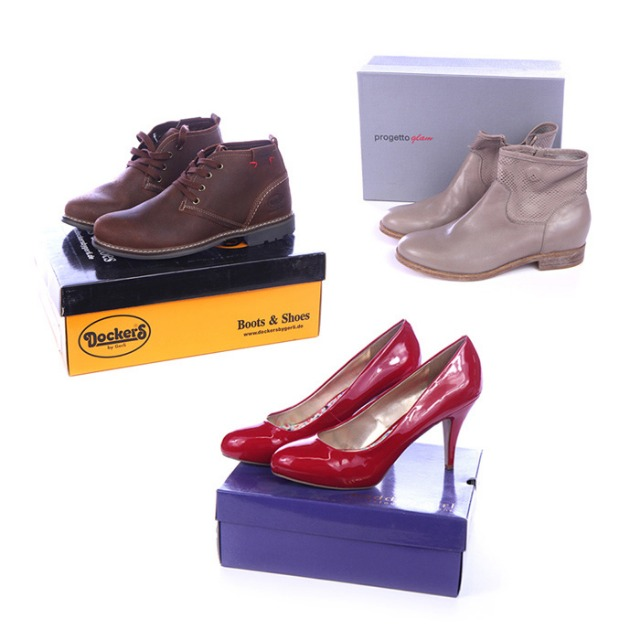 BRAND MIX shoes for men and women wholesale