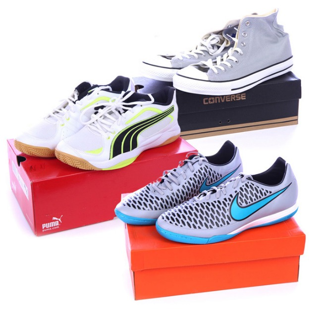 BRAND MIX sport shoes for men and women wholesale