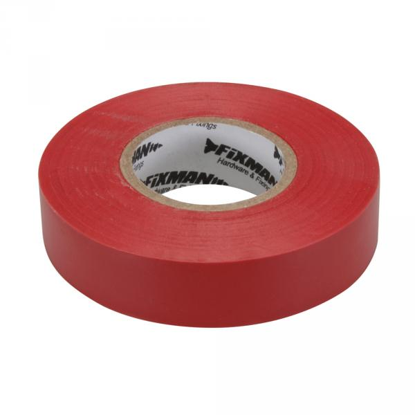 Isolierband, 19mmx33m, rot