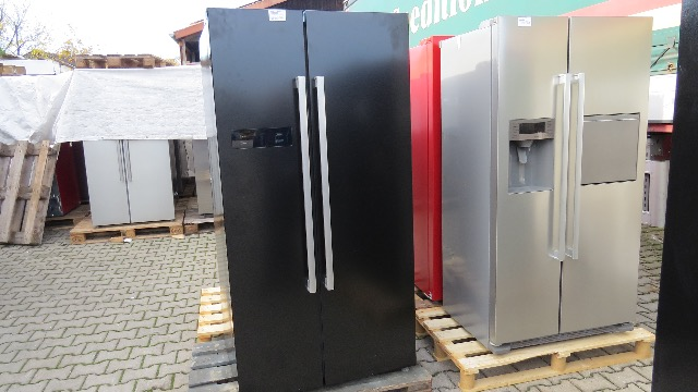 Side By Side Kühlschrank Angebot : Side by side kühlschrank retourenware c ware