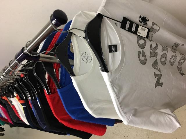 POSTEN durch LAGERAUFLÖSUNG mit super Marken / TOP 5.000 Teile - Textilien Schuhe uvm. zu TIEFSTPREISEN