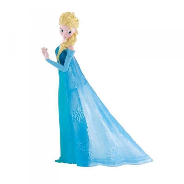 DISNEY Bullyland Frozen Die Eiskönigin Mini Elsa - ca 7cm