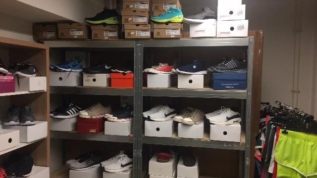 Schuhe Sonderposten - Top Marken / Nike Adidas Salomon TheNorthFace G-Star uvm.