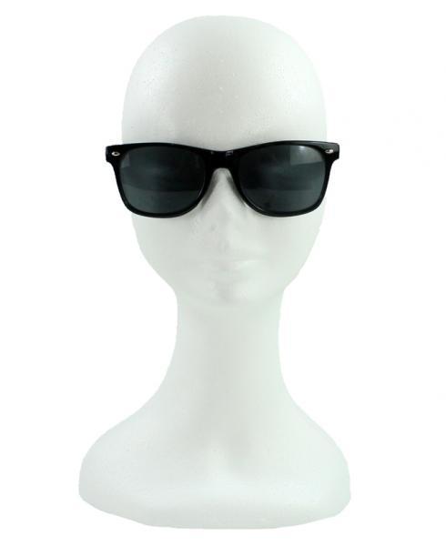 Sonnenbrille schwarz ca 15 cm