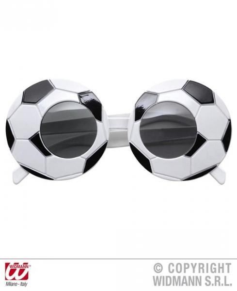 FUSSBALL FAN BRILLE
