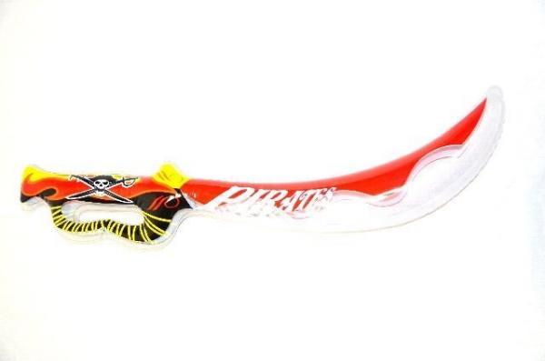 Piratenschwert aufblasbar ca 75 cm