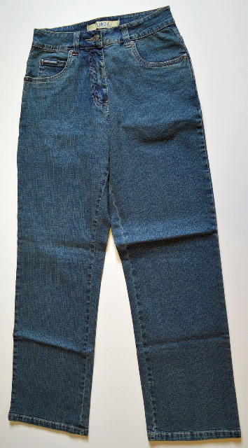Brams Paris Damen Linda Stretch Jeans Hose W29L28 Jeans Hosen 19061405
