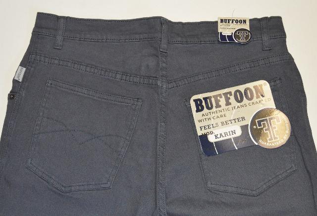 Buffoon Stretch Jeans Hose W34L34 (33/33) Buffoon Jeans Hosen 9-1436