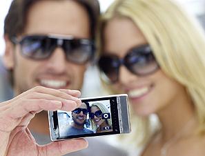 HTC Touch Diamond II Smartphone 5 MP