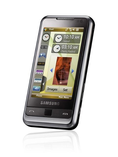 Samsung SGH-i900 Omnia 8/16GB, UMTS/HSDPA, 5MP) diverse farben Smartphone.