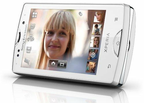 Sony Ericsson Xperia mini pro Smartphone  QWERTZ-Tastatur, Touchscreen, 5 MP Kamera, Android bis 6 möglich auch Whatsapp