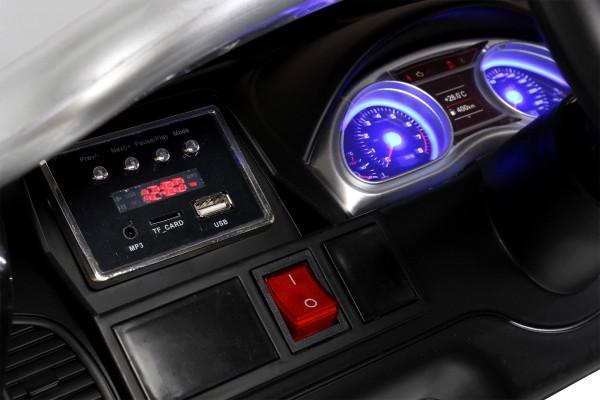 Kinder Elektroauto Audi Q7 Suv Lizenziert Silber lackiert - ...