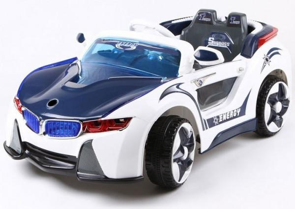 Kinderfahrzeug - Elektro Auto BMW CONCEPT - TSI-RIDE ON CAR