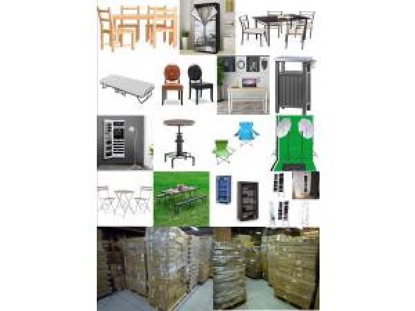 Aktueller Sonderposten Möbel: Tische, Stühle, Büromöbel, Sitzgarnituren für innen und aussen
