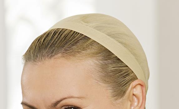Perücken Haarnetz 3er Set